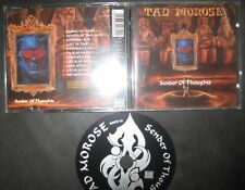 Rare CD Tad Morose ‎– Sender Of Thoughts Prog Ritchie Blackmore Ronny James Dio