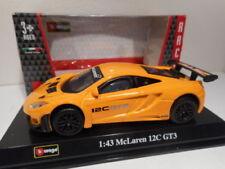 Voitures de courses miniatures multicolore pour McLaren 1:43