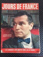 REVUE JOURS DE FRANCE: du 31 décembre 1955 au 7 Janvier 1956