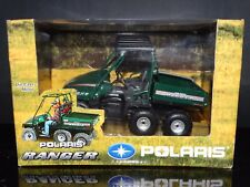 Ertl Polaris Ranger 6x6 ATV w/Blade 1:18 Scale Diecast Sportsman Hunting Model