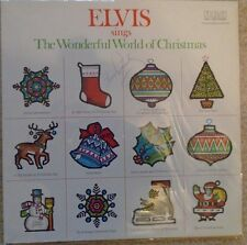 "RARE ELVIS PRESLEY ""SIGNED & AUTHENTICATED"" VINYL LP OF CHRISTMAS SONGS"