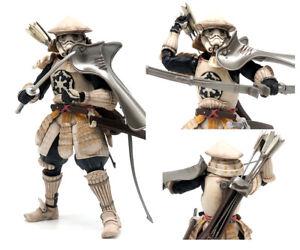 Star Wars 7'' Action Figure Samurai Stormtrooper Bow Arrow Model Toy Set Gift