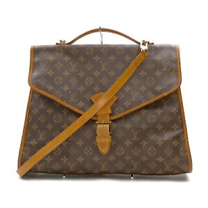 Louis Vuitton LV Business Bag M51121 Beverly Browns Monogram 2206535