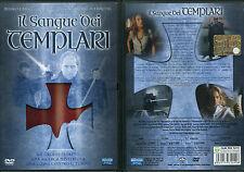 IL SANGUE DEI TEMPLARI - DVD (USATO EX RENTAL)