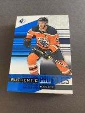 2019-20 Upper Deck SP Authentic Profiles you pick