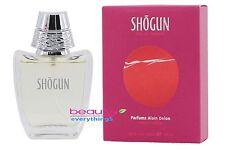 Shogun by Parfums Alain Delon 1.0oz / 30ml EDT Spray NIB Sealed For Women RARE
