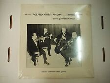 33 RPM Vinyl Roland Jones Autumn a Fantasy Permanent Library SFM-12358 110414KME