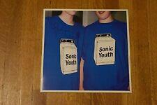 "Sonic Youth 1995 Washing Machine Original Promotional Album Flat Poster 12.5"""