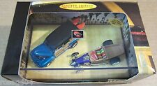 HotWheels Wild Wood 2-Car Set '48 Ford Woodie & '30s-Era Custom Roaster 1:64 NEW