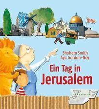 Ein Tag in Jerusalem  -  Smith  - UNGELESEN
