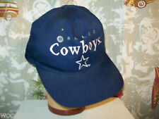 Dallas Cowboy Drew Pearson Companies Navy BallCap Snap Trucker One size Team NFL