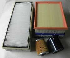 Service Kit Renault Espace IV 1.9 dCi Air Oil Fuel Cabin Filter 2002 - 2005