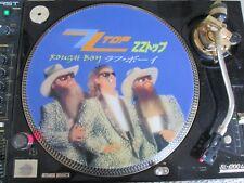 "ZZ TOP - ROUGH BOY (Afterburner) Ultra Rare 12"" Picture Disc Maxi LP JAPAN"