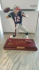 Tom Brady Figurine by Danbury Mint