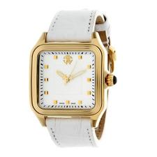 Orologio ROBERTO CAVALLI mod. VENOM R7251192545 Donna in pelle bianco Swiss Made