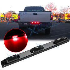 Fit Ford F-250 F-350 1999-2010 Red Smoked Lens LED Trunk Tailgate Tail Light 1pc