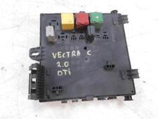 Vauxhall Vectra C 2.0 Dti Fuse Box Ecu Control Unit 13125488