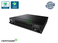 Cisco ISR4451-X-SEC/K9 Security Bundle w/SEC license PAK Dual AC Powers 1-Y Wrty