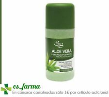 Sys aloe Vera peeling exfoliante facial corporal 75ml puntos negros impurezas