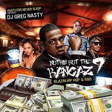 "DJ Greg Nasty - HIP-HOP AND R&B ""Nuthin But The Bangaz 9"" mixtape"