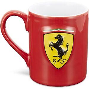 Scuderia Ferrari F1 Scudetto Shield Mug Red