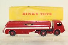Dinky Toys Meccano French Tractor Panhard wEsso Tanker Citerne Original In Box
