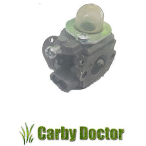 NEW CARBURETOR FOR MCCULLOCH TM251 TRIMMER WHIPPER SNIPPER CARBURETTOR