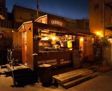 More details for railway cabin restaurant and street food eatery for sale - shoreditch food truck