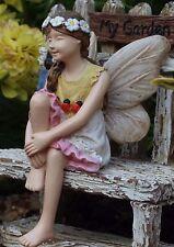 Fairy Kathleen WS 0137 Miniature Fairy Garden Dollhouse