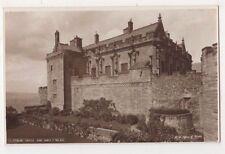 Stirling Castle, King James V Palace, HM Office of Works RP Postcard, B599