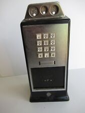 3 slot payphone payphone  touchstone   Antique pay phone