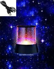 Constellation Projector Solar System Galaxy Light Projection LED Star Night Sky