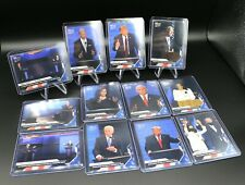 2020 Topps Now Election FULL SET All Twelve (12) Cards Trump Biden Pence Harris