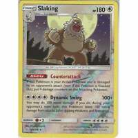170/236 Slaking | Rare Reverse Holo | Pokemon Trading Card Game Unified Minds