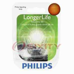 Philips Indicator Light Bulb for GMC Sprint 1970-1977 Automatic Transmission jz