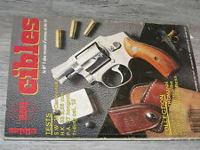 $$p Revue Cibles N°258 SW 38 Centennial  HK 33 5.56mm  PA 37 hongrois  Trilling
