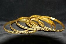 Indian Gold Bangles - Design 2