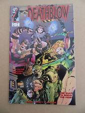 Deathblow 21 . Image / Wildstorm 1995 .  FN +