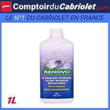 Imperméabilisant pour toile canvas Renovo Marine - bidon de 1 litre