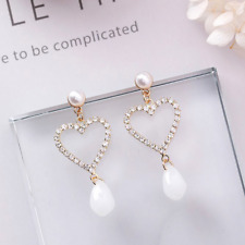 Women Trendy Fashion Jewelry - Love Me More Drop Earrings