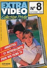 EXTRA VIDEO 08 (10/84) RALPH MACCHIO KINSKI DELON