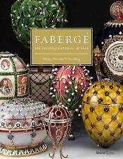 Fabergé : Treasures of Imperial Russia by Ulla Tillander-Godenhielm, Tatiana...