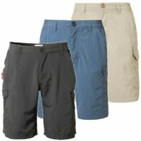 Craghoppers NosiLife Cargo II Shorts Insekten- Sonnenschutz 9 Taschen UVP 69,95
