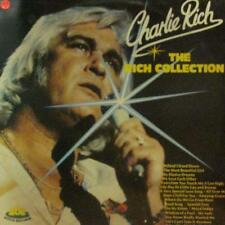 Charlie Rich(Vinyl LP)The Rich Collection-Lotus-WH 5012-UK-VG+/VG+