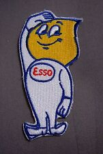 """ESSO-Oil Drop Embroidered Iron On Uniform-Jacket Patch 3.5"""""""