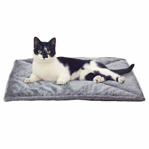 Furhaven Pet - ThermaNAP Self-Warming Quilted Blanket Mat, Self-Warming C... New