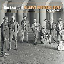 The Essential Allman Brothers Band: The Epic Years by The Allman Brothers Band (