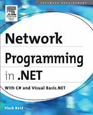 Network programming in .NET: C# & Visual Basic .NET