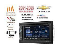 "CHEVROLET SILVERADO TAHOE SUBURBAN 6.2"" Touchscreen BLUETOOTH DVD CAR STEREO"