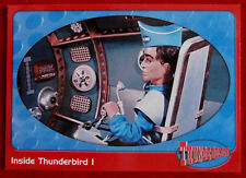 THUNDERBIRDS - Inside Thunderbird 1 - Card #03 - Cards Inc 2001